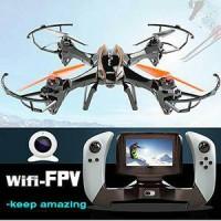 Udirc Drone U818s with Camera Wifi 818 FPV Remote Real Time Kamera