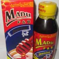 Madu F & B Jasmine ( Madu Flek dan Batuk dengan Probiotik ) 150 gr
