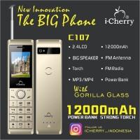 I-Cherry C107 (New Innovation Big Phone & Big Baterai)