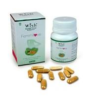Wish FEMILOVE herbal mengatasi keputihan & merapatkan kewanitan