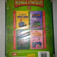 Chinese legend of business strategies 1 : 16 strategi zhuge liang art