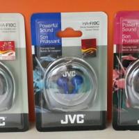 JVC EARPHONE HA-F10C / JVC EAR PHONE HAF10C