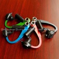 Jual Action Cam Plastic Curve Stabilizer for GoPro, BRICA B-PRO & Xiaomi Yi Murah