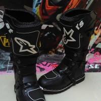 harga Sepatu Cross Sepatu Trail Sepatu Alpinestars Boots MX Cross Lokal Tokopedia.com