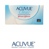 1 Month Acuvue Clear Softlens Bulanan Bening