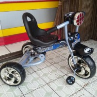harga Sepeda Anak Roda Tiga Wim Cycle Tokopedia.com