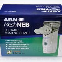 Portable Mesh Nebulizer ABN / Alat uap Portable Kompak