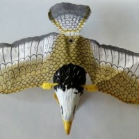 Mainan Elang Gantung Terbang Mantapz