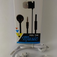 Earphone ALL Hp (Samsung,Asus,Oppo,Xiomi Redmi,Lenovo & Sony)
