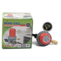 Winn Gas W181M Regulator Tekanan Tinggi dengan Meteran_Bis