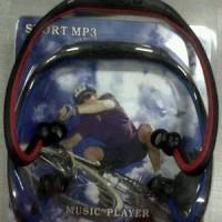 Sport MP3 Earphone - Neckband , Slot Micro SD_Bis