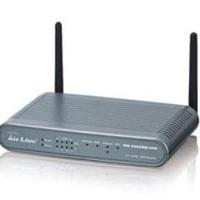WN-300-ARM-VPN Wireless ADSL2+ N Router, 4x10/100, 1WAN, 125Mbps_Bis