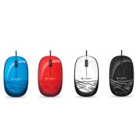 Logitech Wired Optical Mouse M105_Bis