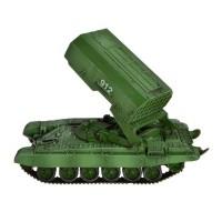 Jual Kado Natal Diecast Roket Artileri Tos 1 Flamethrower Modelcollect 1:72 Murah