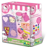 Jual Plastisin / Playdoh / Fundoh / Mainan Lilin Hello Kitty (A) Murah