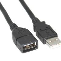 Kabel Extension Usb 1.5Mtr Full Copper (Tembaga Penuh)