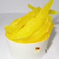 (1000 Gram ) Manisan Mangga Kuning Iris Premium Quality