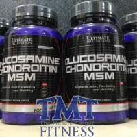 Glucosamine Chondroitin MSM 90tabs ULTIMATE NUTRITION