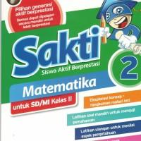 BUKU SOAL SAKTI MATEMATIKA KELAS 2 SD KTSP 2006 PENERBIT ERLANGGA