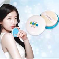 Shiseido Original Baby Powder for Sensitive Skin Bedak Press Matte