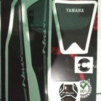 Stiker Nmax N max Body Deck dek tutup tangki kunci kontak pad nmax