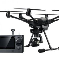 Yuneec Typhoon H 4K Drone Advanced w/ Wizard Free Skygrapher TShirt