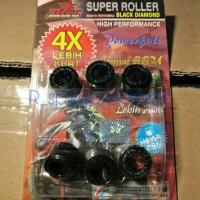 super roller brt vario 110 karbu, beat fi, scoopy fi