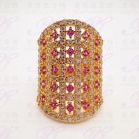 harga Yaxiya (anting korea kalung gelang liontin) cincin permata gold Tokopedia.com