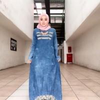 Maxi Jeans Bulan Sabit