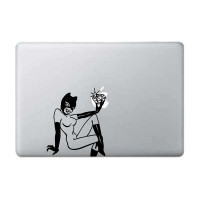 Tokomonster Decal Sticker Cat Woman Diamond Thief Macbook Pro and Air