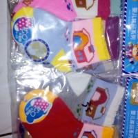 Kaos Kaki Anak 2 Tahun Tebal / Kaos Kaki Grosir Murah / Kaos Kaki Lucu