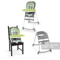 Bright Starts InGenuity Trio 3 in1 Deluxe High Chair Vesper