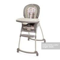 Bright Starts Ingenuity Trio 3 in1 Deluxe High Chair Ashton