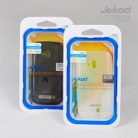 Softcase Transparan New JEKOD Soft Case Cover Casing Nokia Lumia 610