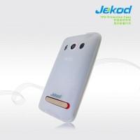 Softcase JEKOD Back Kuat Keren Jelly Soft Case Cover Casing HTC Evo 4G