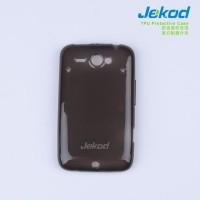 Softcase JEKOD Kondom Jelly Back Soft Case Cover Casing HTC Chacha