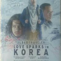 Novel Love Sparks in Korea ( Asma Nadia )