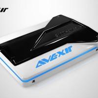 Avexir SSD S100 Series 120GB BLUE LED - AVSSDS100Z1-120GB