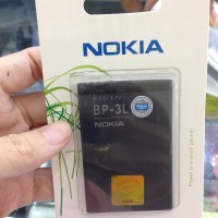Baterai Bp-3l Original For Nokia Lumia 510 710 603,Nokia Asha 303