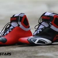 harga Sepatu Boot Racer Alpinestar Tokopedia.com