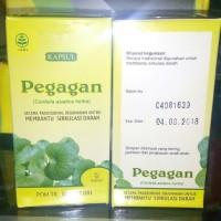 Kapsul Pegagan, Centella Asiatica Herba