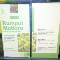 Rumput Mutiara, hedyotis corymbosa herba