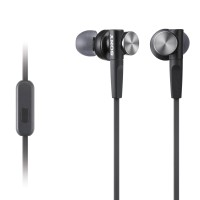 Earphone Sony extra bass MDR-XB50AP With Mic garansi resmi / original