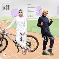 harga Baju Senam Jumbo / olahraga Wanita muslim muslimah | QDF-08 Tokopedia.com