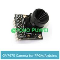 Arduino FPGA OV7670 CMOS LDO VGA Camera Module 3.3V AT5 Murah