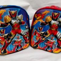 tas ransel punggung Satria Garuda BIMA-X gambar timbul 3D backpack