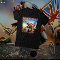 Kaos Iron Maiden Best Quality (IM 05)