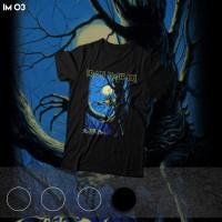 Kaos Iron Maiden Best Quality (IM 03)