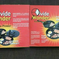 Jual DIVIDE WONDER PAN SET AS SEEN ON TV / Divided Pan Set Murah Murah