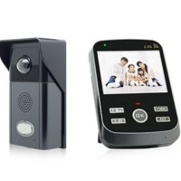 Wireless Intercom Video Door Phone - OKD303 Diskon